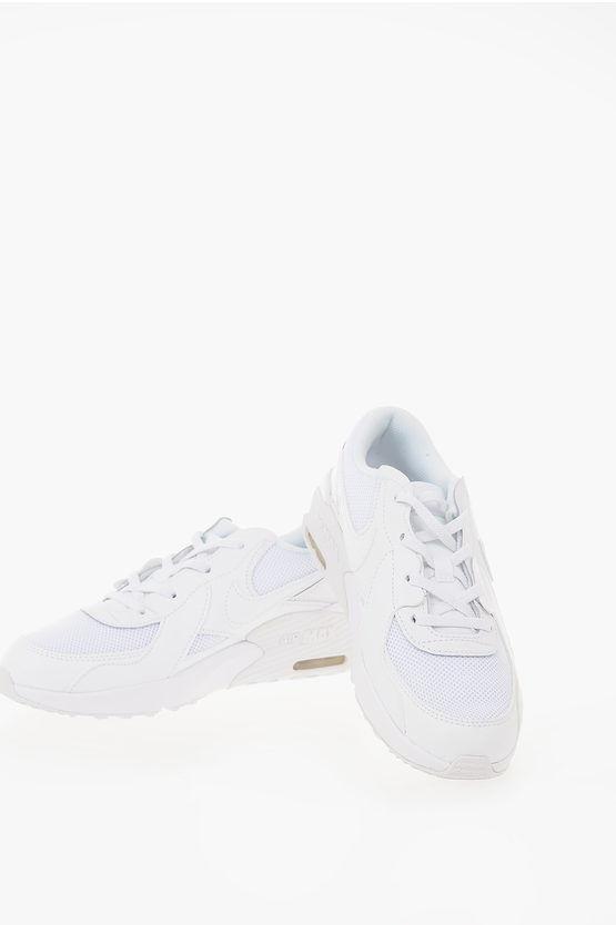 Nike Sneaker NIKE AIR MAX EXCEE (PS) In Pelle e Tessuto con Suola taglia 34