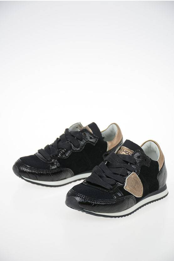 Philippe Model Junior Sneakers TROPEZ in Pelle taglia 28