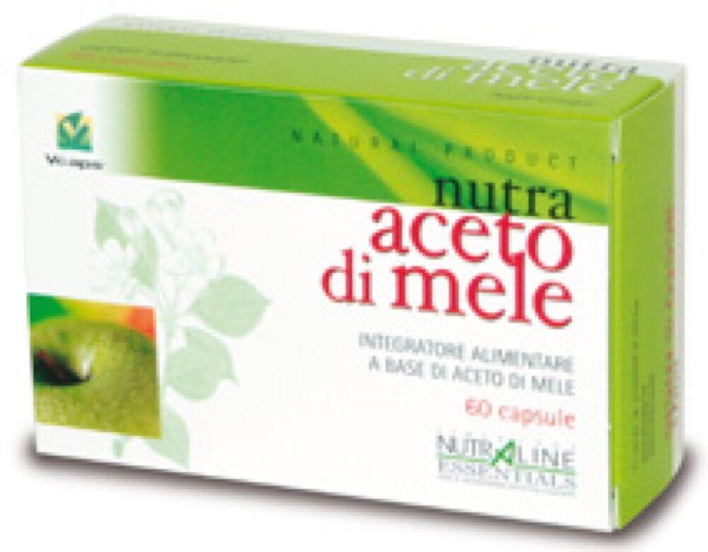 Aceto di Mele - Farmaderbe - 60 Capsule