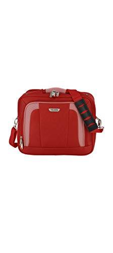 travelite 98484 - bagaglio a mano orlando, 18 litri, 38 x 29 x 18 cm, rosso