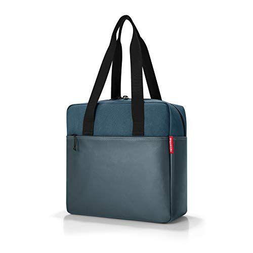 reisenthel performer bagaglio a mano 38 centimeters canvas blu