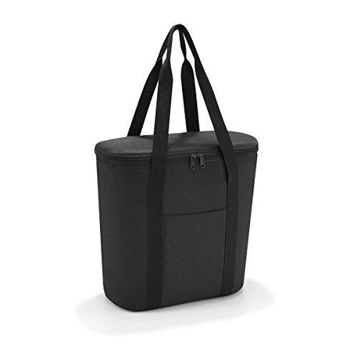 reisenthel thermoshopper bagaglio a mano 38 centimeters 15 nero (black)