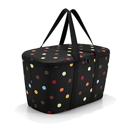 reisenthel coolerbag bagaglio a mano 44 centimeters 20 multicolore (dots)