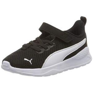 Puma ANZARUN Lite AC Inf, Sneaker Unisex-Bambini, Nero Black White, 20 EU