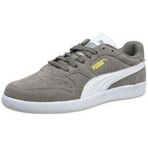 Puma ICRA Trainer SD, Sneaker Unisex-Adulto, Grigio(Steel Gray White), 38 EU
