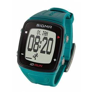 Sigma Sport, Fitness Tracker con GPS ID.Run, Unisex, 24820, Legno di Pino Verde, Taglia Unica
