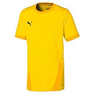 Puma Teamgoal 23 Jersey Jr, Maglia Unisex Bambini, Cyber Yellow-Spectra Yellow, 176