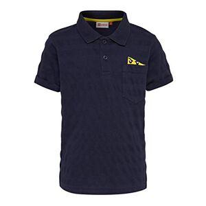 Lego Wear Lego Boy Tiger 338-Polo T-Shirt, Blu (Dark Navy 590), 10 (Taglia Produttore: 110) Bambino