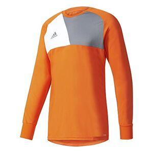 Adidas ASSITA17 Goalkeeper Jersey, T-Shirt A Manica Lunga Uomo, Orange, 910Y
