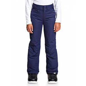 Roxy Backyard Pantaloni da Snowboard, Bambina, Medieval Blue, M