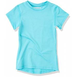 RED WAGON Mesh Back, Sport shirt Bambina, Turchese (Trkis), 104 (Taglia Produttore: 4 Anni)