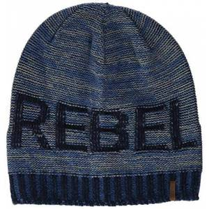 Barts Rebel, Berretto Unisex-Bimbi, Blu (Navy 3), One Size (Taglia Produttore:31/34)