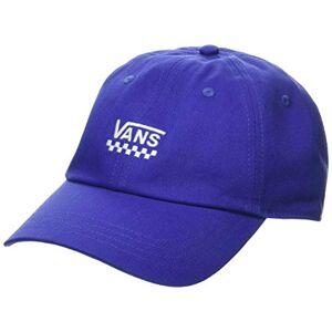 Vans Court Side Hat Berretto da Baseball, Viola (Royal Blue RYB), (Taglia Unica: OS) Donna