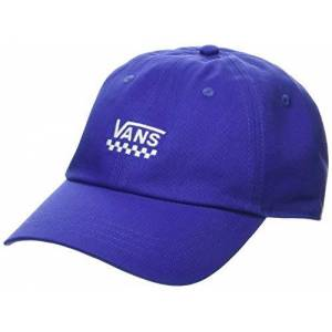 Vans Court Side Hat Berretto da Baseball, Viola (Royal Blue RYB), (Taglia Unica: OS) Donna