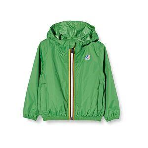 K-Way Claudine Cappotto, Verde (Green MD X1q), 80 (Taglia Produttore:12M) Bimbo