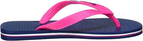 Ipanema CLAS Brasil II Fem, Infradito Donna, Multicolore Blue Pink 8011, 41.5 EU