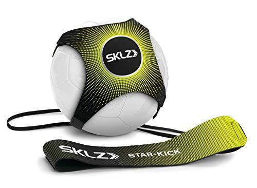 sklz star-kick, scarpe da calcio unisex adulto, volt:, taglia unica