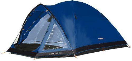 vango tenda da campeggio acxliner alpha 400, 260 x 315 x 135 cm, blu (surfblu/nero), 260x315x135cm