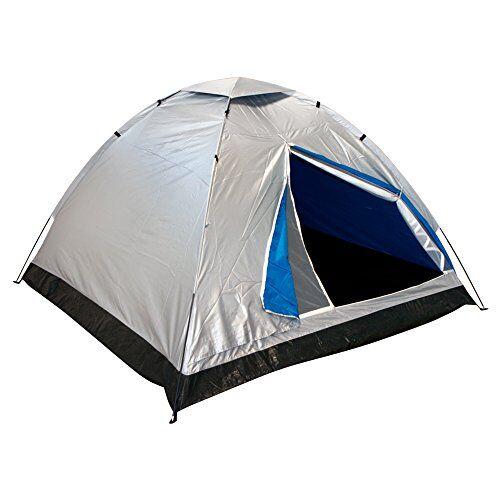 aktive 52687 - tenda campeggio 205x 205x 130cm, per 4persone