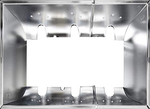 campingaz instaclean system - set di parti di ricambio per barbecue a gas serie 3 classic e woody