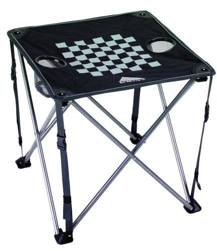 kelty, tavolo da campeggio con superficie morbida soft-top 60850015, l