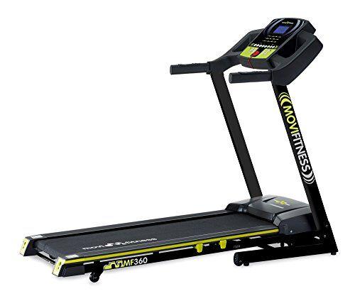 movi fitness tapis roulant mf360, elettrico, pieghevole, salva spazio, professionale, servizio assistenza a domicilio