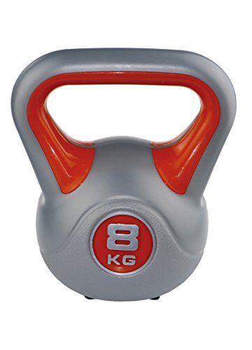 sveltus kettlebell fit arancione 8 kg