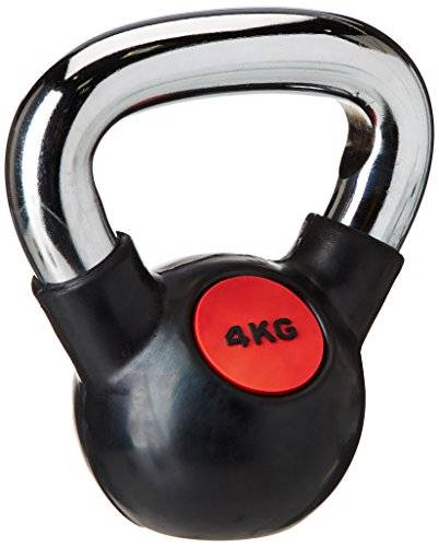 oss kettlebell afw 20kg 105135 nero/rosso