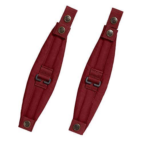 Fjllrven Knken Mini Shoulder Pads Accessori Borse E Zaini, Unisex  Adulto, Ox Red, OneSize