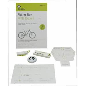 Ergon All Fitting Box MTB Expert - Regolatore per Bicicletta, Neutro, Taglia Unica