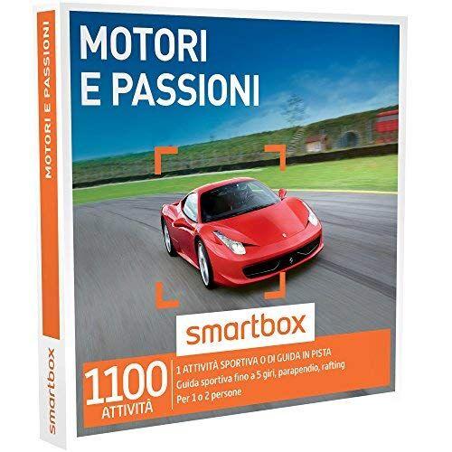Smartbox - Motori e Passioni - 1100 Attività