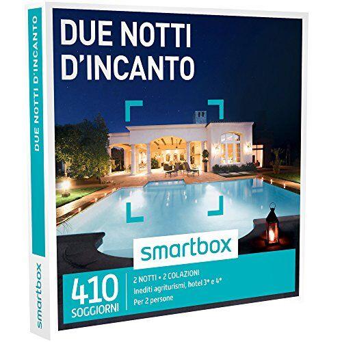 smartbox - Cofanetto Regalo - Due Notti
