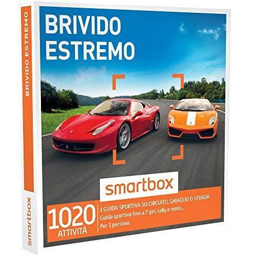 Smartbox - Brivido Estremo - 1350 Esperienze