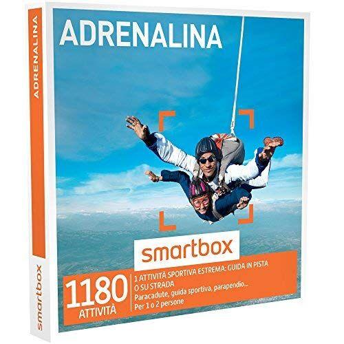 Smartbox - Adrenalina - 1180 Esperienze