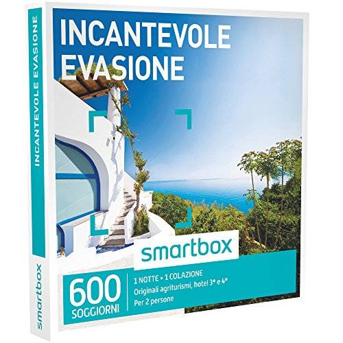 smartbox - Cofanetto Regalo - Incantevole