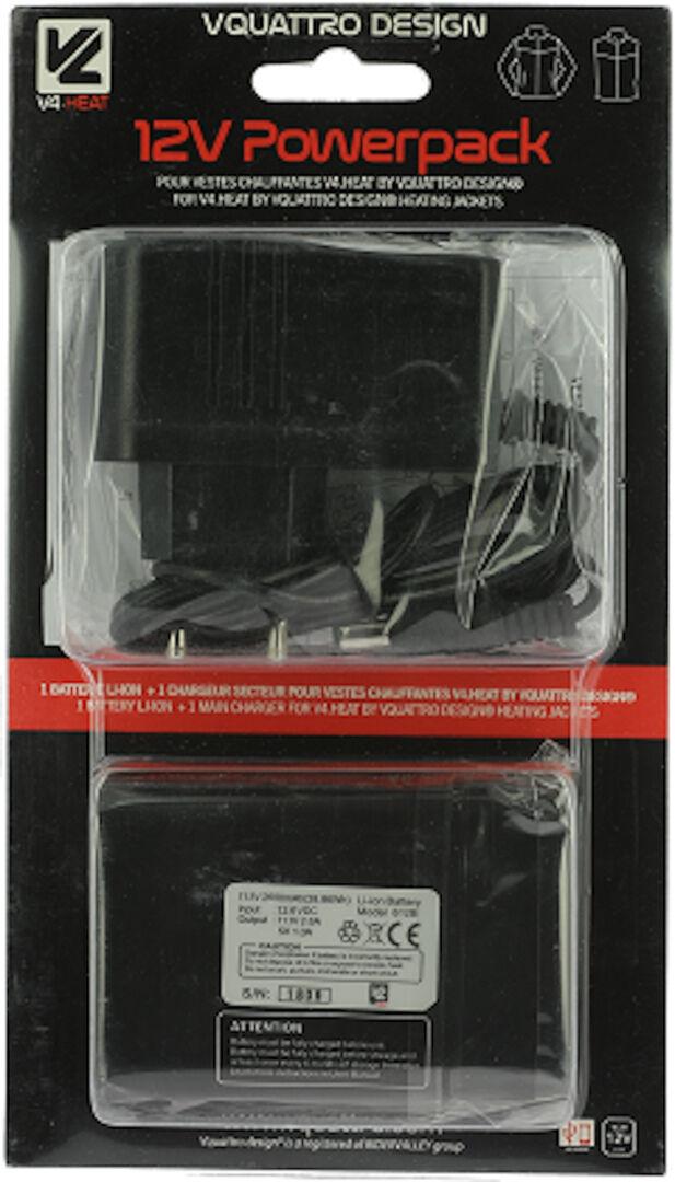 vquattro jacket set batteria heatkit