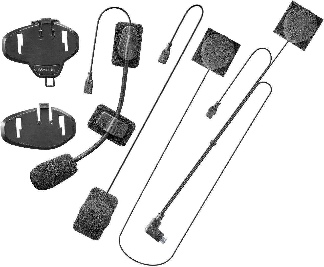 interphone avant / tour / sport / link / urban kit audio universale