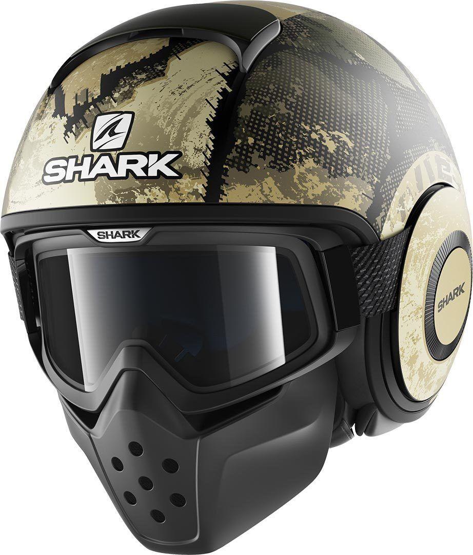 Shark Drak Evok Mat Casco Jet