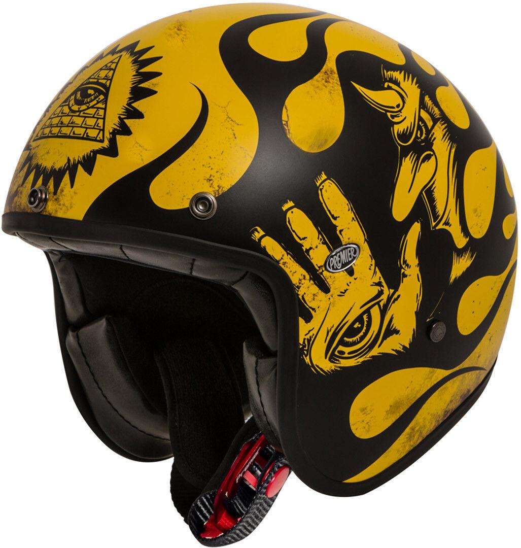 Premier Le Petit BD 12 BM Jet Helmet Elmetto jet