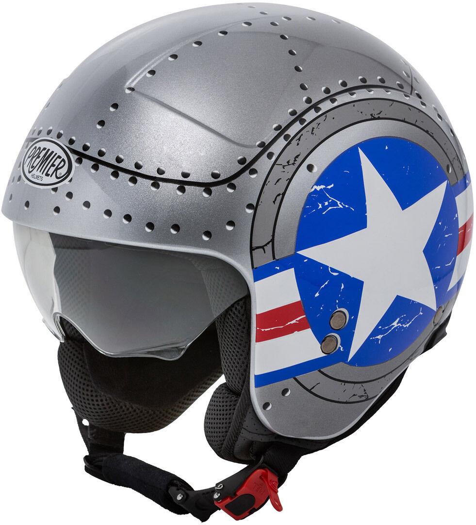 Premier Rocker US Army Jet Helmet Elmetto jet