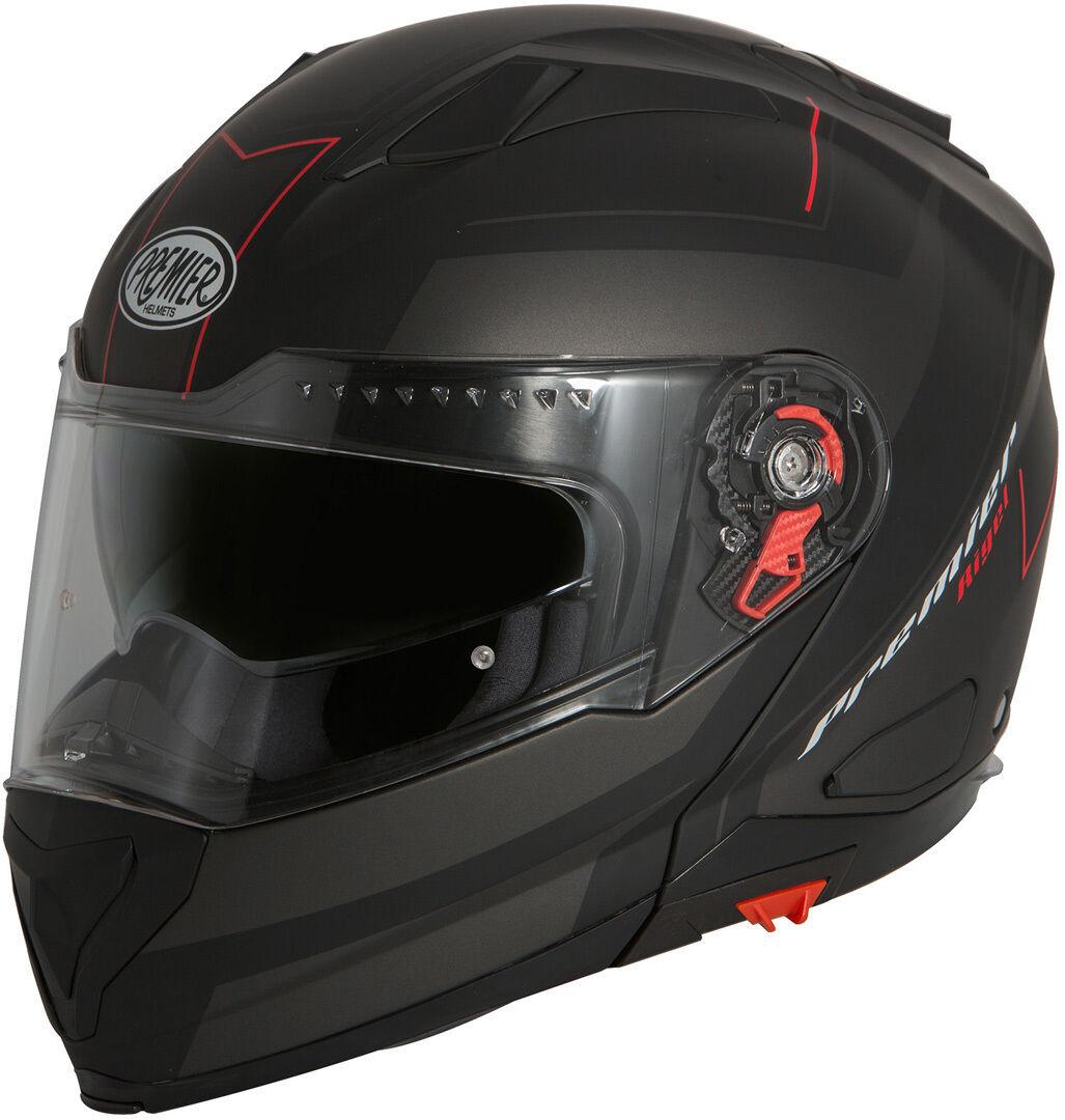 Premier Delta RG 92 BM Flip su casco