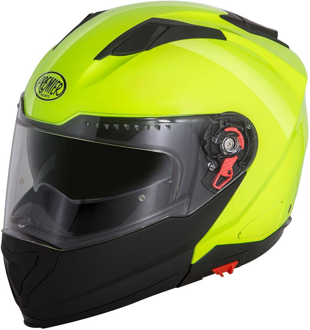 Premier Delta Fluo Helmet Elmo Fluo