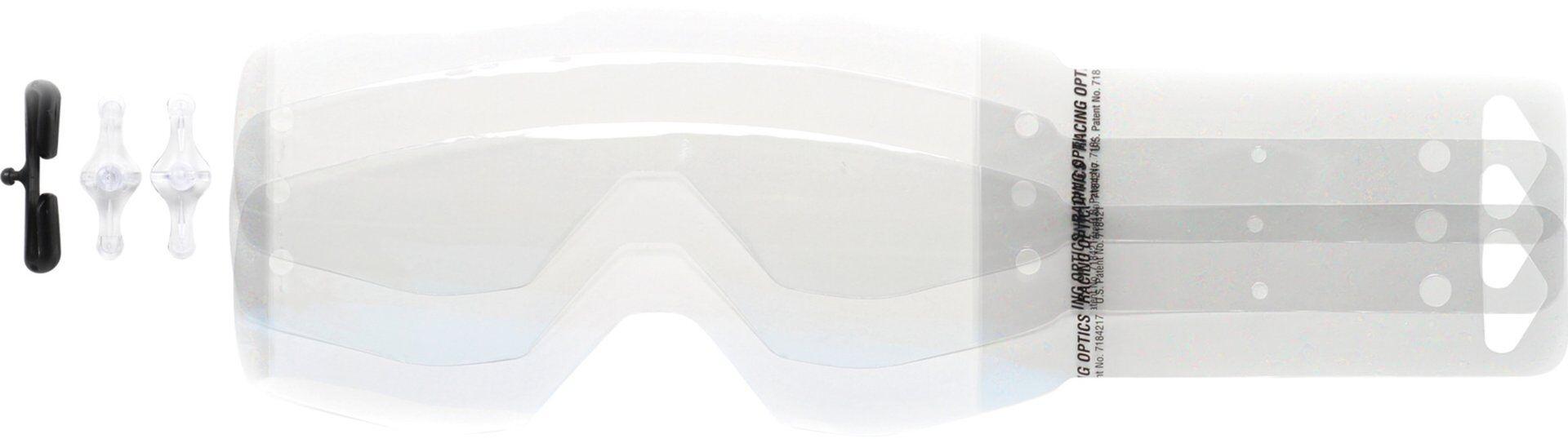 Scott Recoil/Recoil Xi/80S Pro Stack Tear Off 2 Pack Tear off