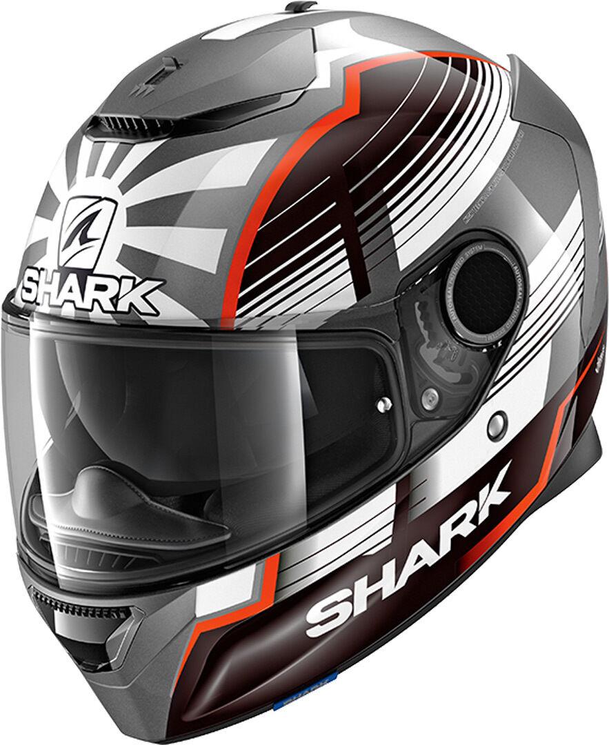 Shark Spartan Replica Zarco Malaysian GP casco