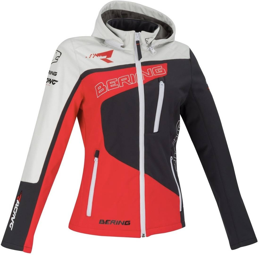 Bering Racing Giacca Softshell Donna