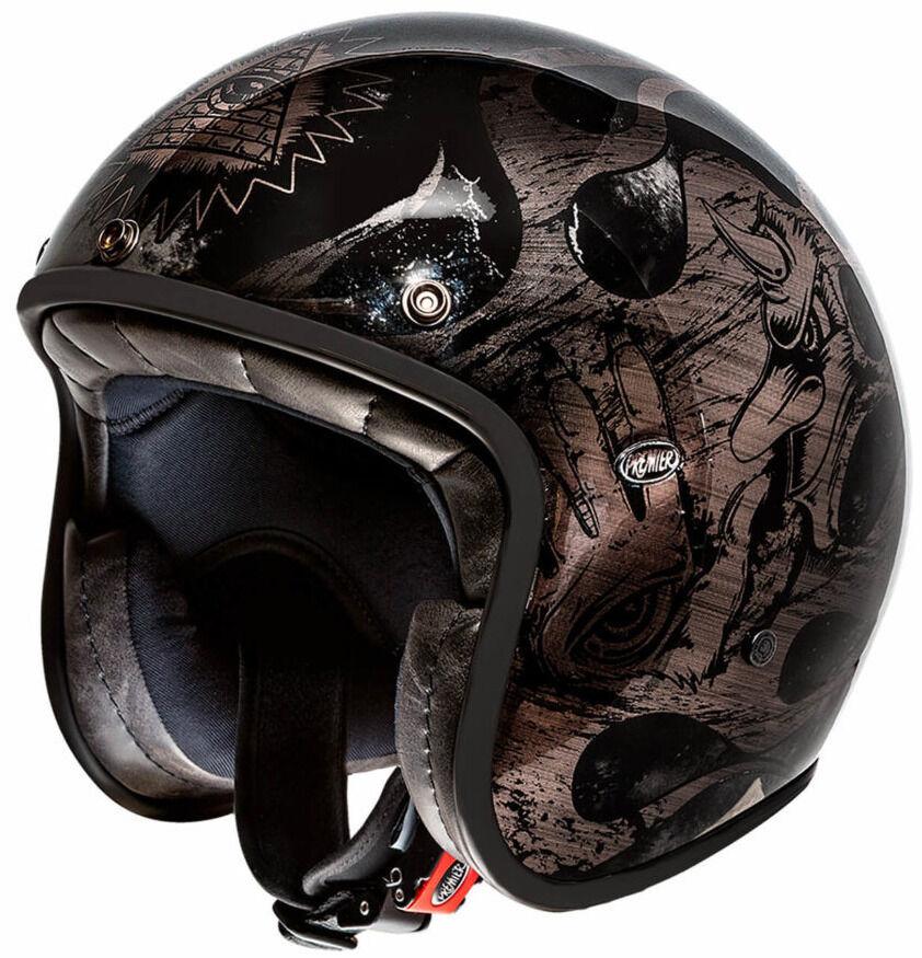 Premier Le Petit DB Jet Helmet Elmetto jet