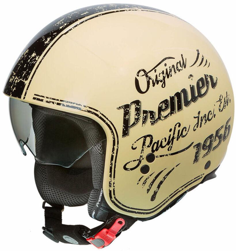 Premier Rocker OR Jet Helmet Elmetto jet
