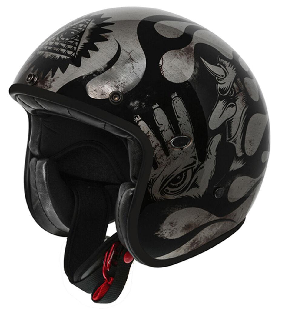 Premier Le Petit BD 17 BM Jet Helmet Elmetto jet