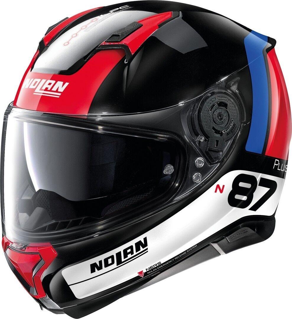Nolan N87 Plus Distinctive N-Com Casco