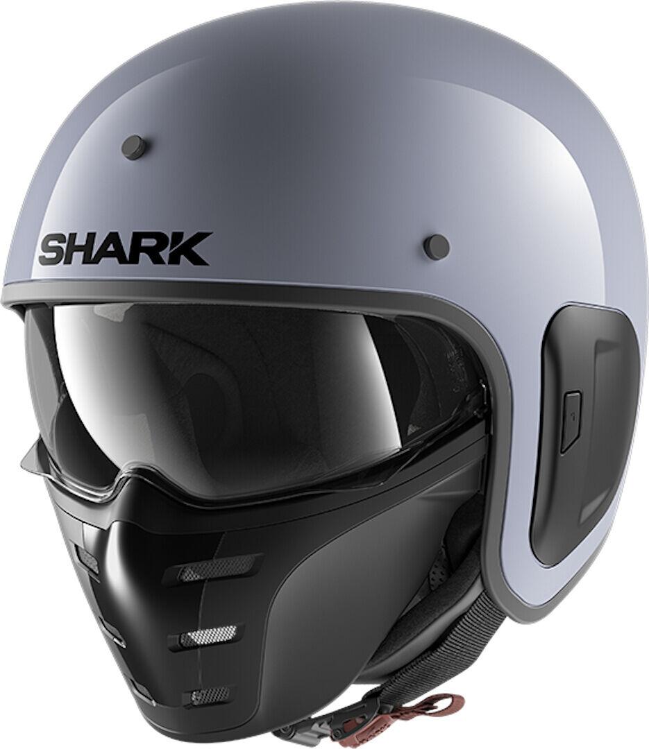 Shark S-Drak 2 Blank Casco Jet